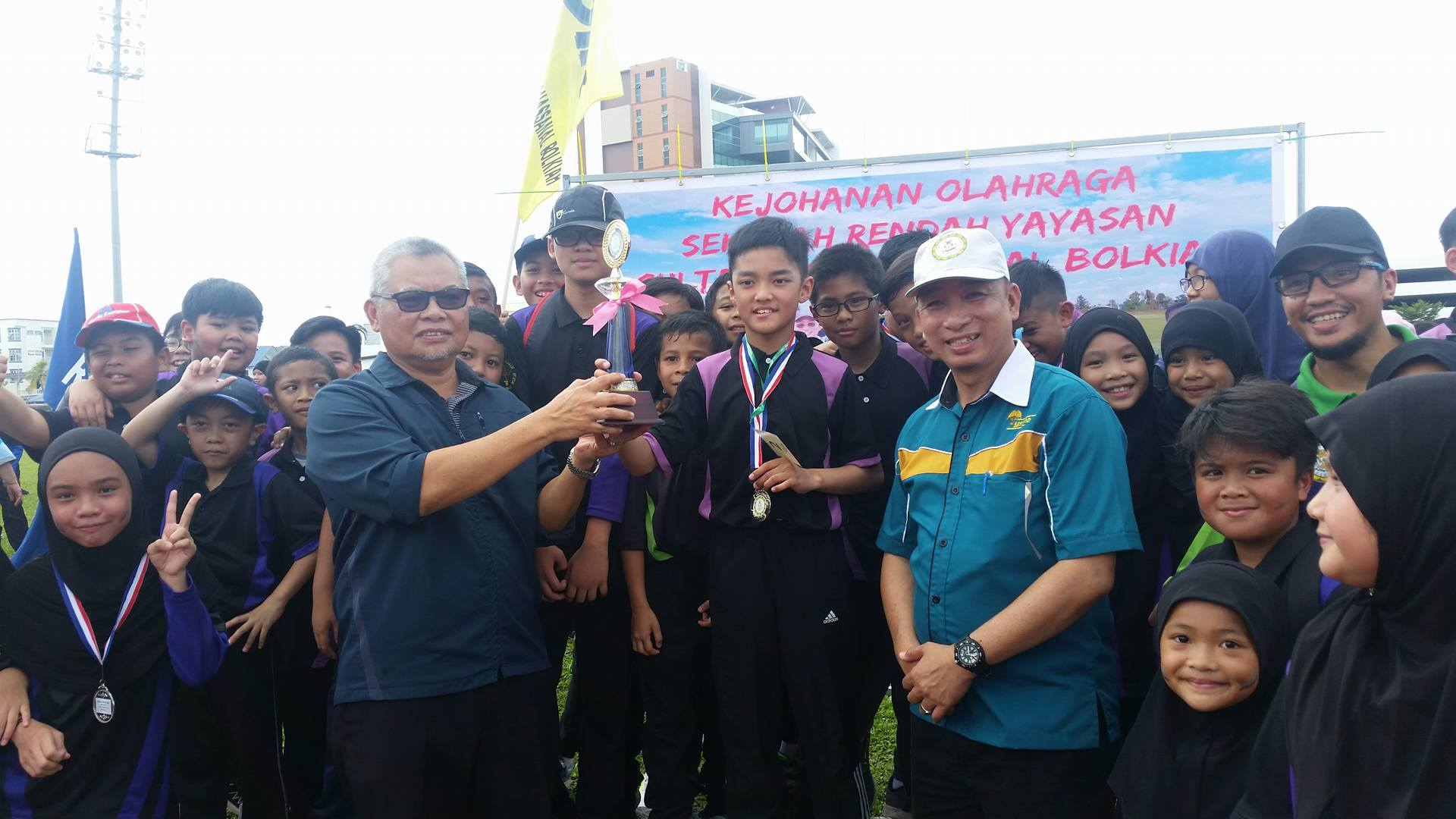 Temburong Champion